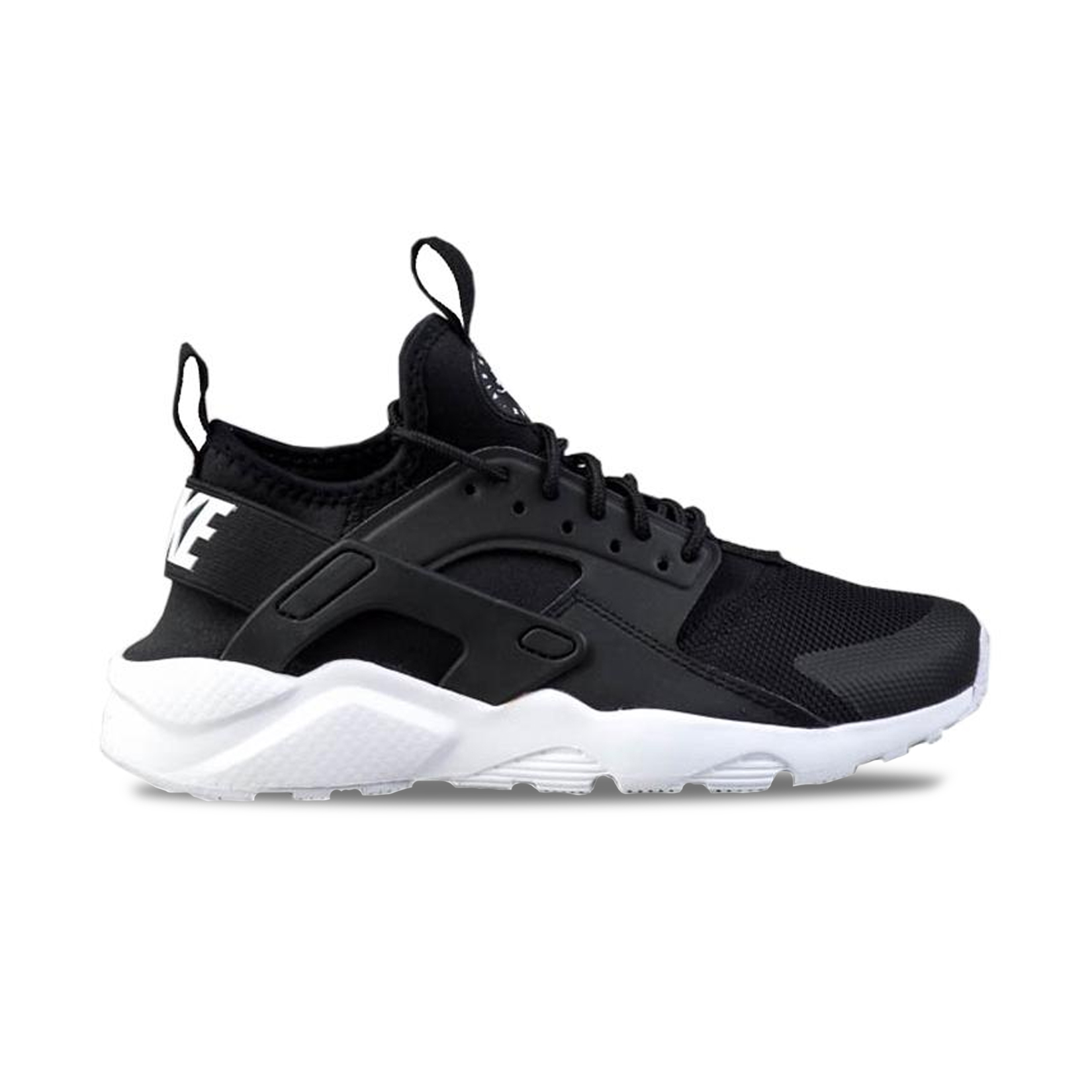Nike Air Huarache Run Ultra GS Black - White