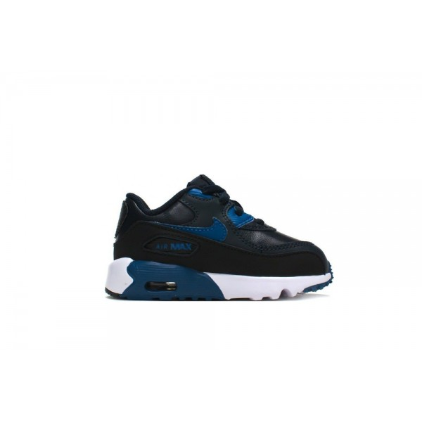 Nike Air Max 90 LTR Black - Blue
