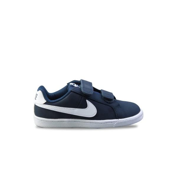 Nike Court Royale Blue - White