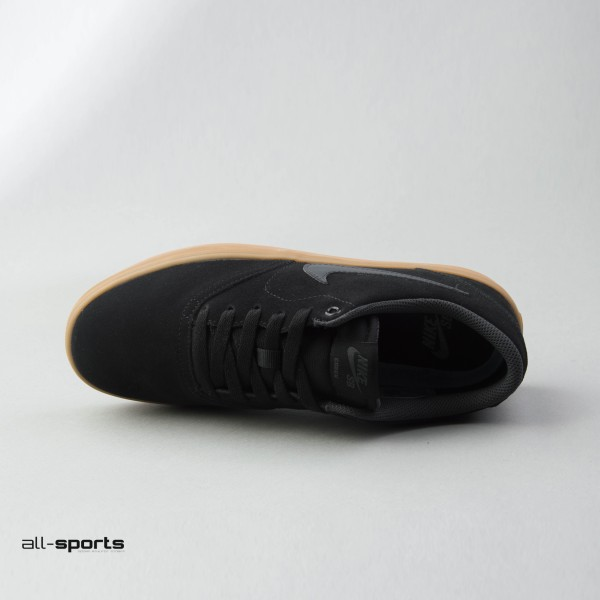 Nike Sb Check Solarsoft Black