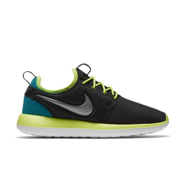 Nike Roshe Two Black - Yellow