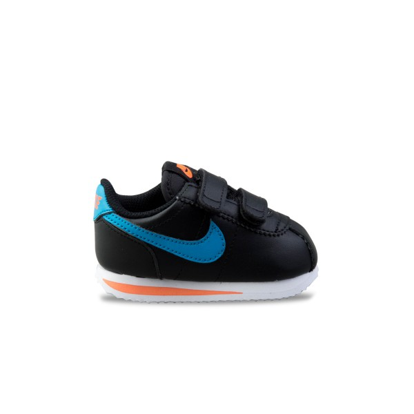 Nike Cortez Basic Sl Black - Blue