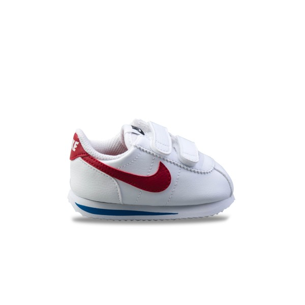 Nike Cortez  White - Red