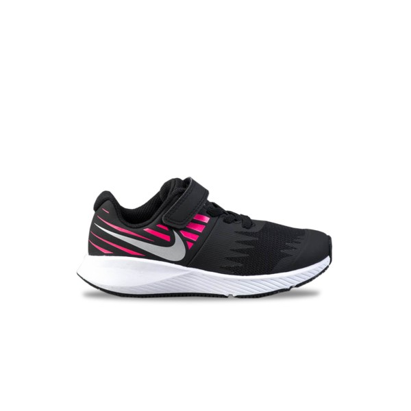 Nike Star Runner GS Black - Pink