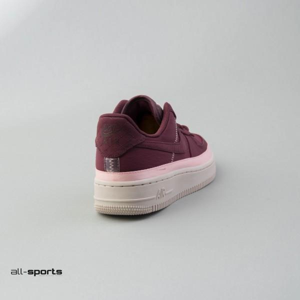 Nike Air Force 1 07  Se Night Maroon