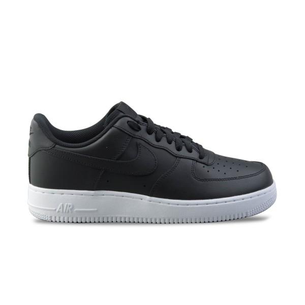 Nike Air Force 1 07 Black - White