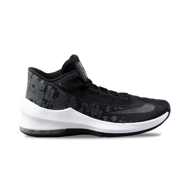 Nike Air Max Infuriate 2 Mid Black - White