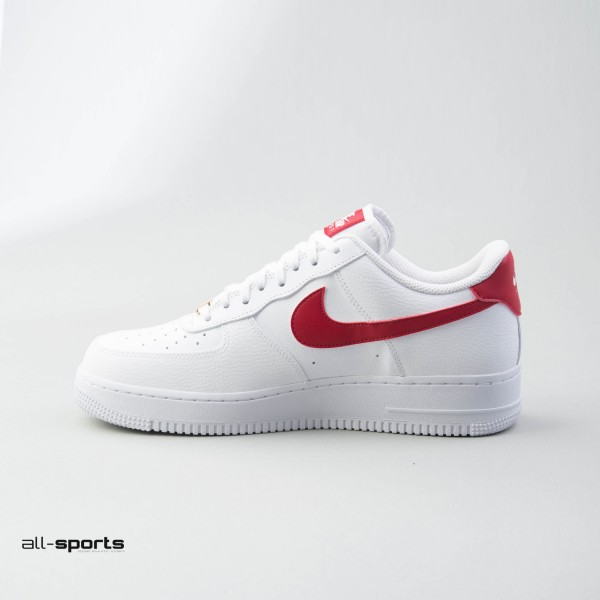 Nike Air Force 1 07 White - Red
