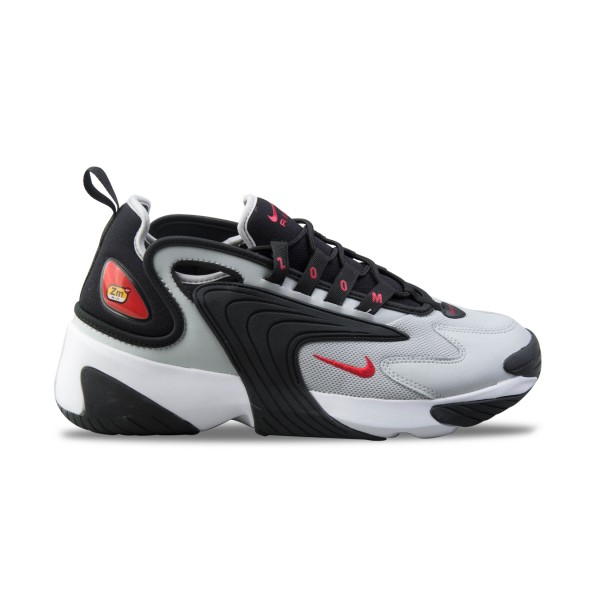 Nike Zoom 2K Grey - Black - Red