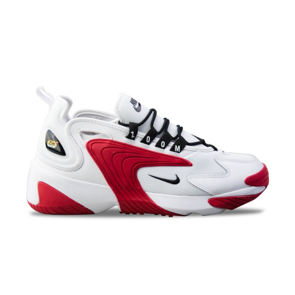 Nike Zoom 2K White - Red