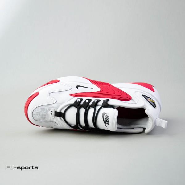 Nike Zoom 2K White - Red