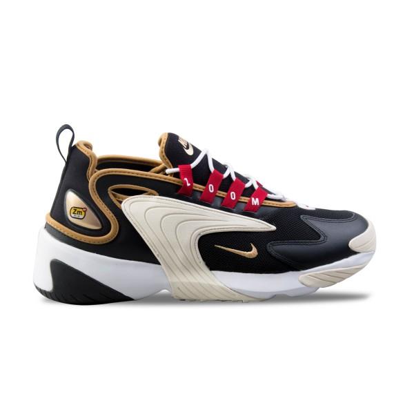 Nike Zoom 2K Black - Red - Gold