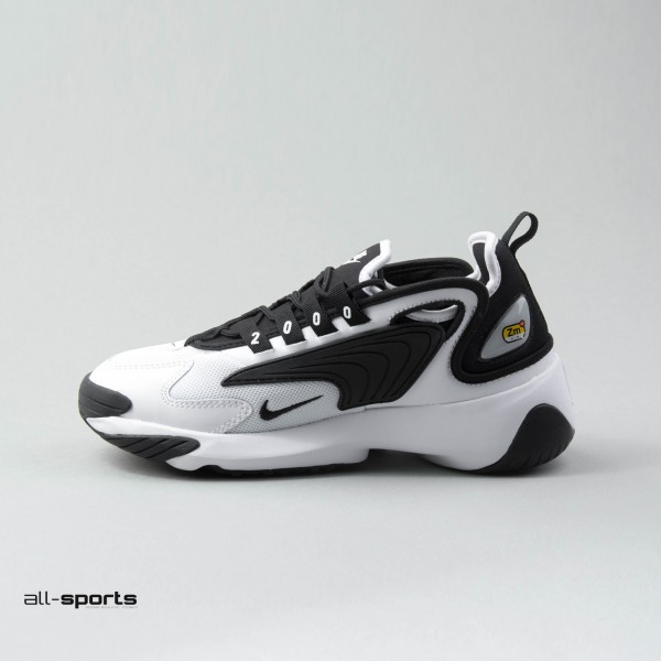 Nike Zoom 2K White - Black