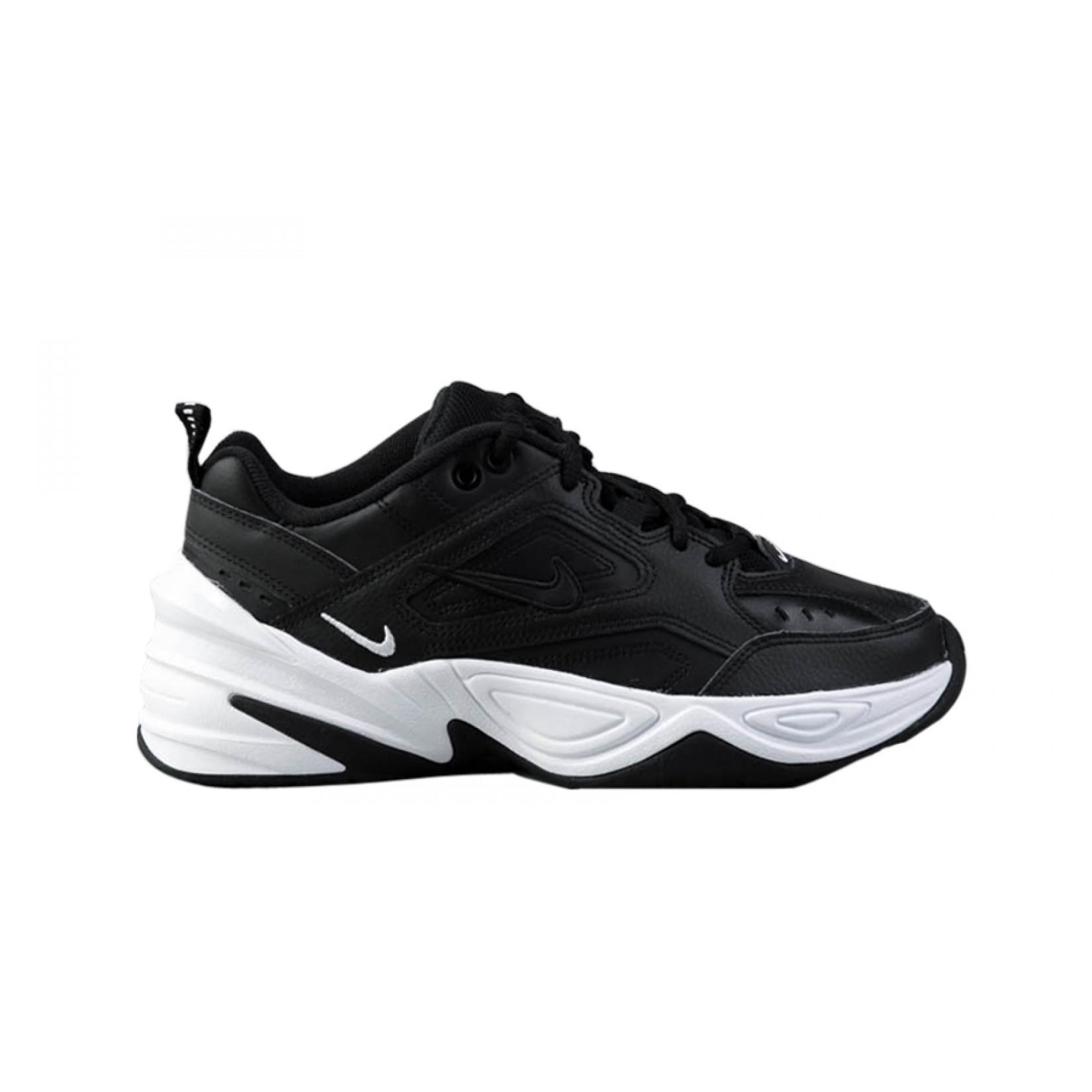 Nike M2K Tekno Black - White