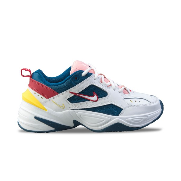 Nike M2K Tekno White - Blue