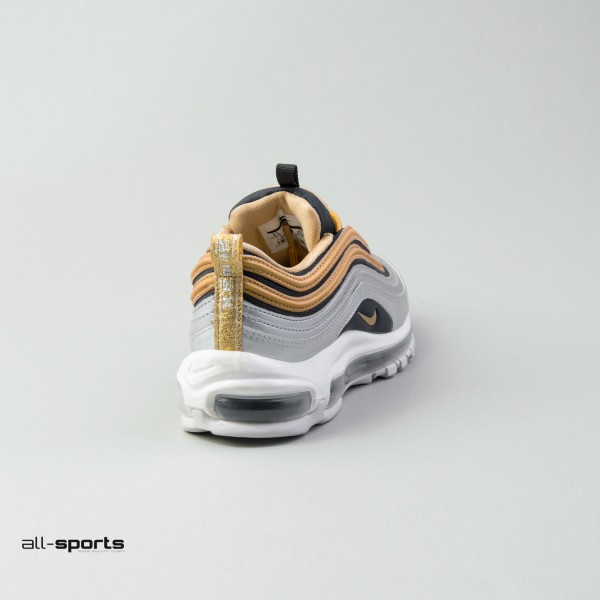 Nike Air Max 97 Se Silver - Gold