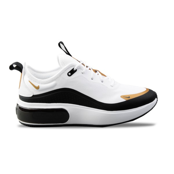 Nike Air Max Dia Icon Clash White - Black