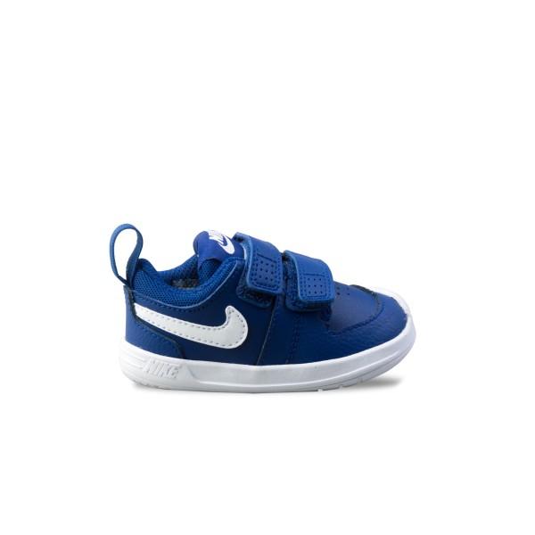 Nike Pico 5 Blue - White