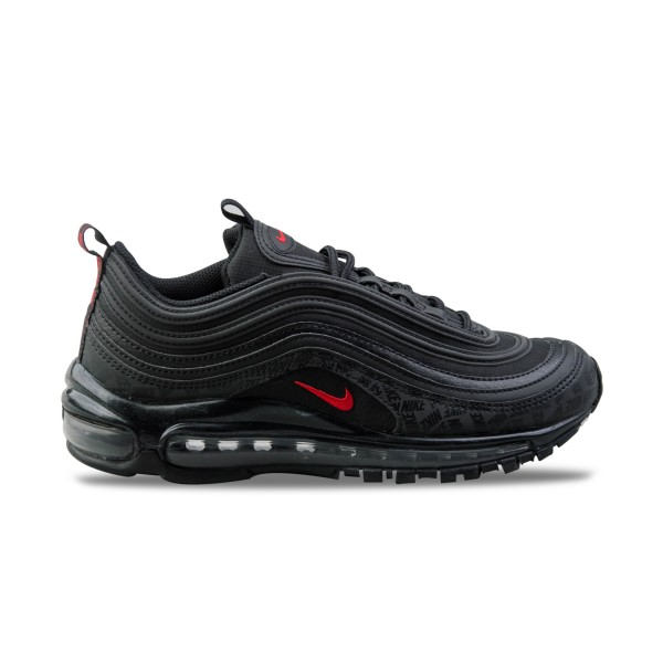 Nike Air Max 97 All-Over Print Black - Red