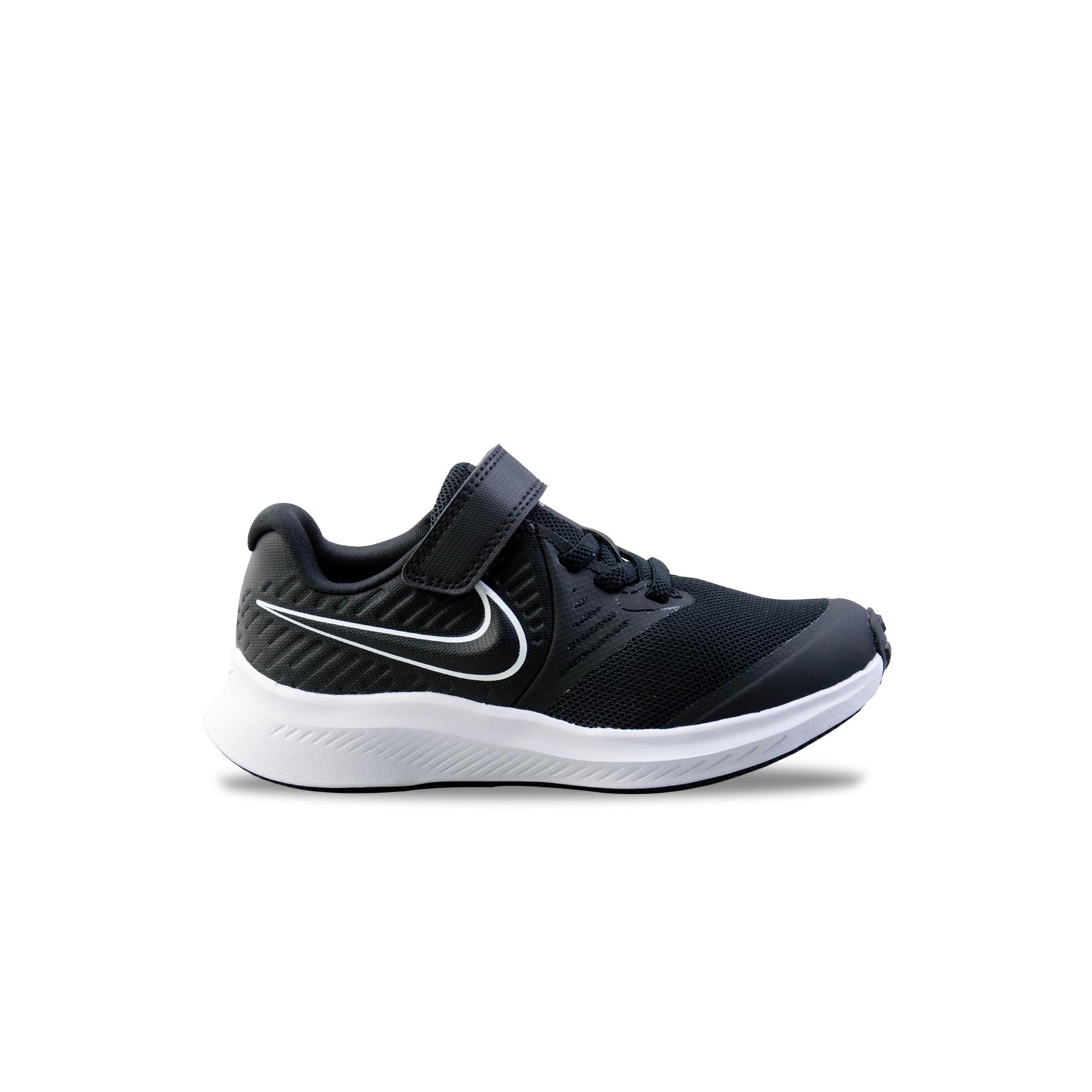 Nike Star Runner 2 Ps Black - White