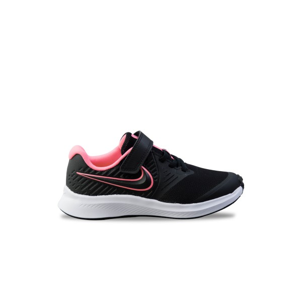 Nike Star Runner 2 Ps Black - Pink