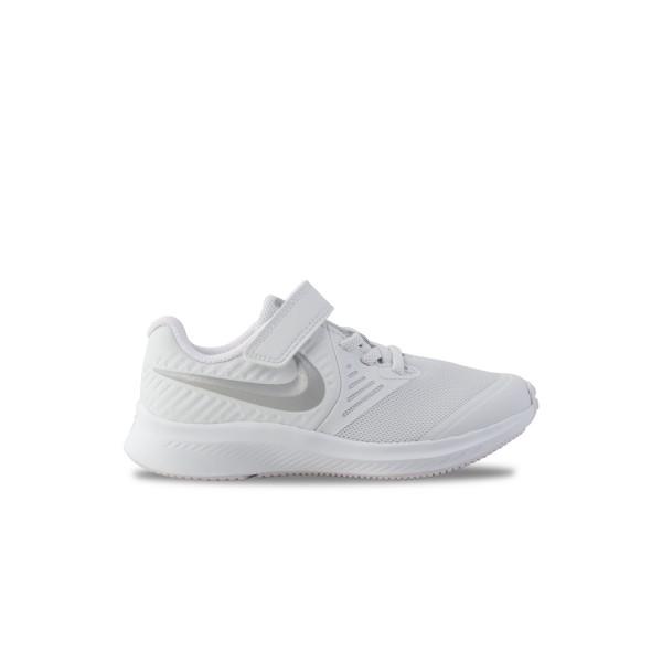 Nike Star Runner 2 Ps White
