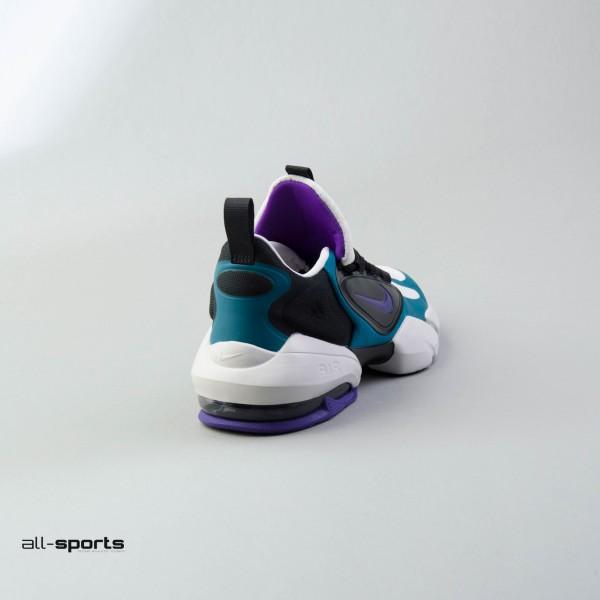 Nike Air Max Alpha Savage White - Teal
