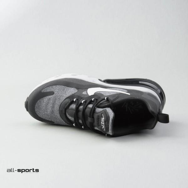 Nike Air Max 270 React Op Art Black - Grey
