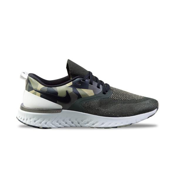 Nike Odyssey React Flyknit 2 Olive - Camo