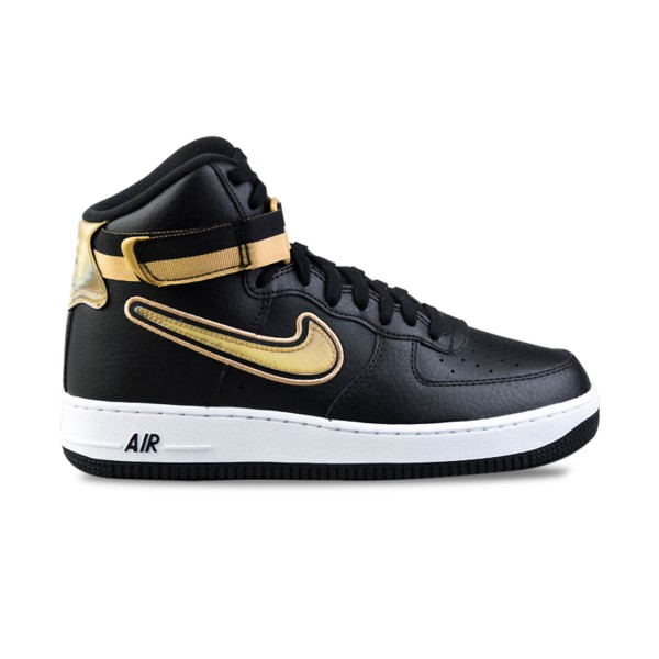 Nike Air Force 1 High 07 LV8 Sport NBA Black - Gold