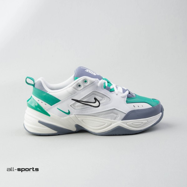 Nike M2K Tekno White - Grey - Green