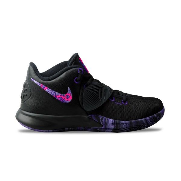 Nike Kyrie Flytrap III Black - Purple