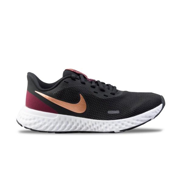 Nike Revolution 5 Black - Gold