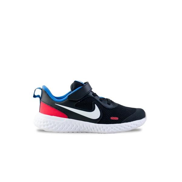 Nike Revolution 5 PS Black - Multicolor