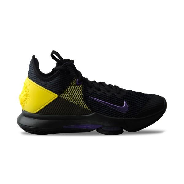 Nike LeBron Witness 4 Black - Yellow