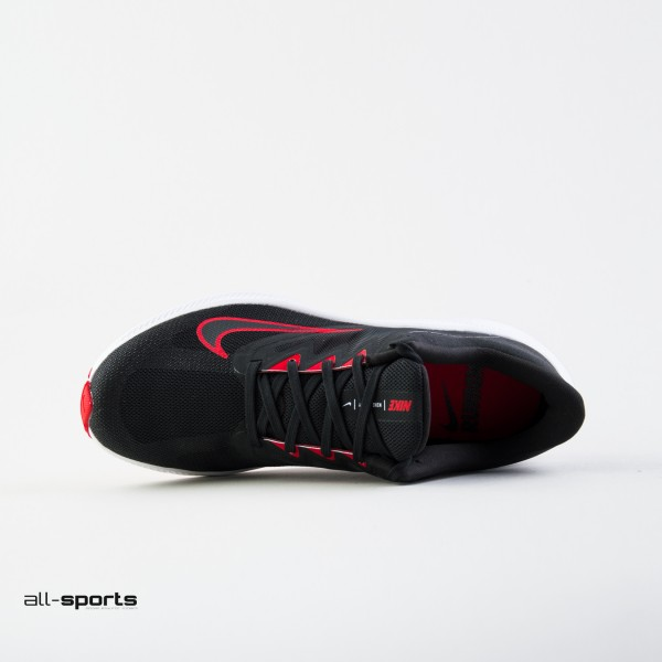 Nike Quest 3 Black - Red