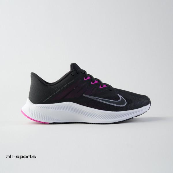 Nike Quest 3 W Black - Pink