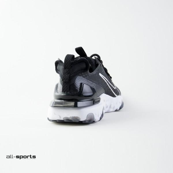 Nike React Vision Black