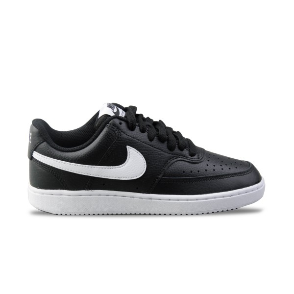 Nike Court Vision Low-Cut Black
