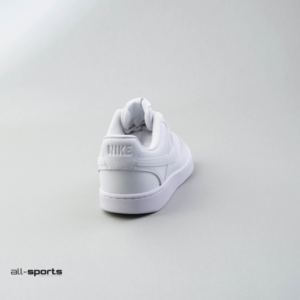 Nike Court Vision Low-Cut White