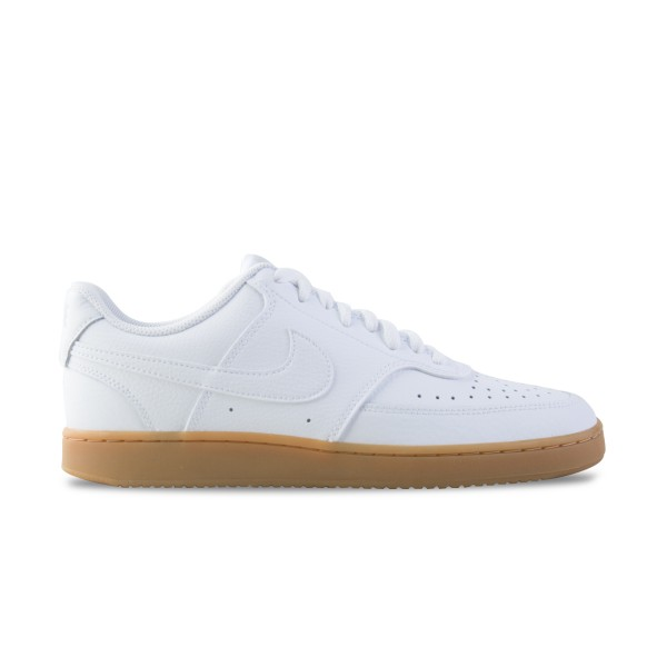 Nike Court Vision Low-Cut M White - Gum