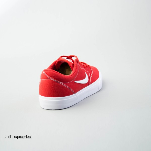 Nike SB Charge Solarsoft Textile Red