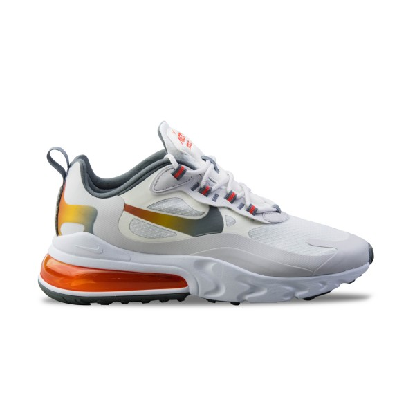 Nike Air Max 270 React Se White - Orange