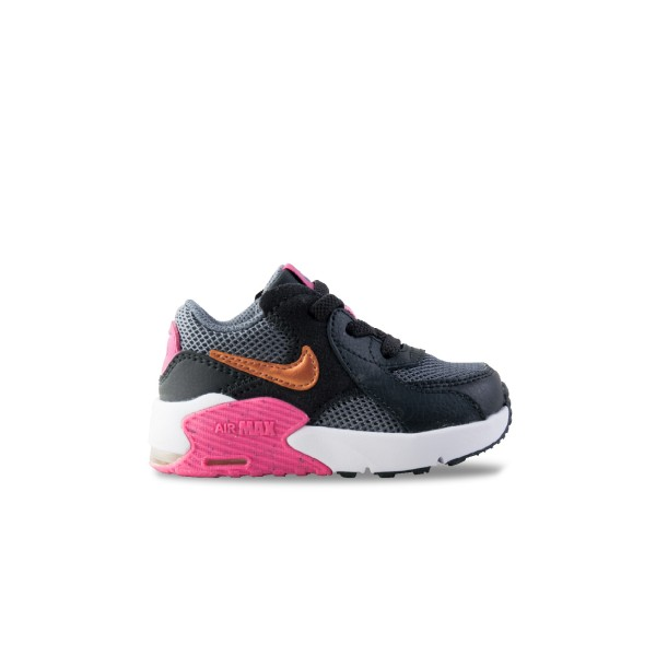 Nike Air Max Excee Black - Pink