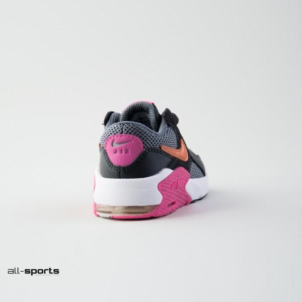 Nike Air Max Excee Black - Pink