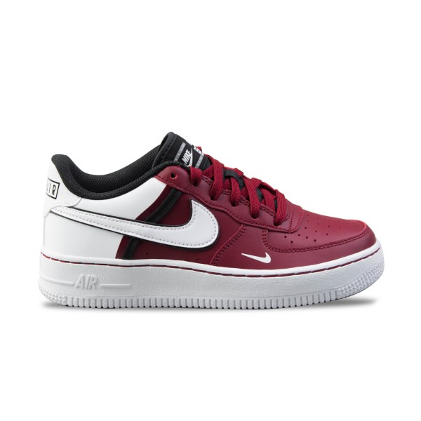 Nike Air Force 1 LV8 2 Team Red - White