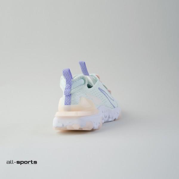 Nike React Vision Pistagio