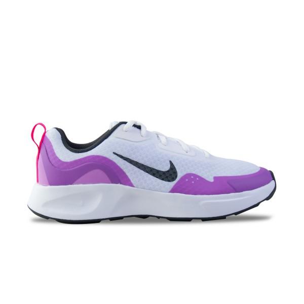 Nike WearAllDay W White - Purple