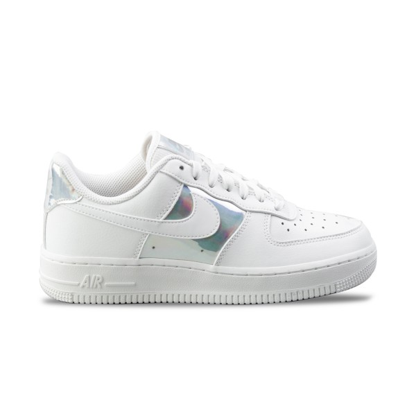 Nike Air Force 1 Low White - Metallic Silver
