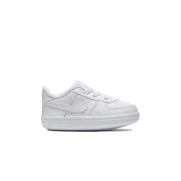 Nike Force 1 Crib White